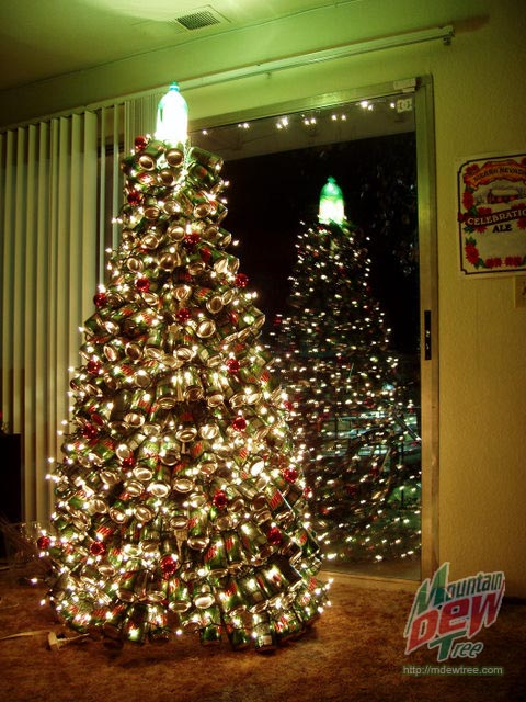 Mountain Dew Tree